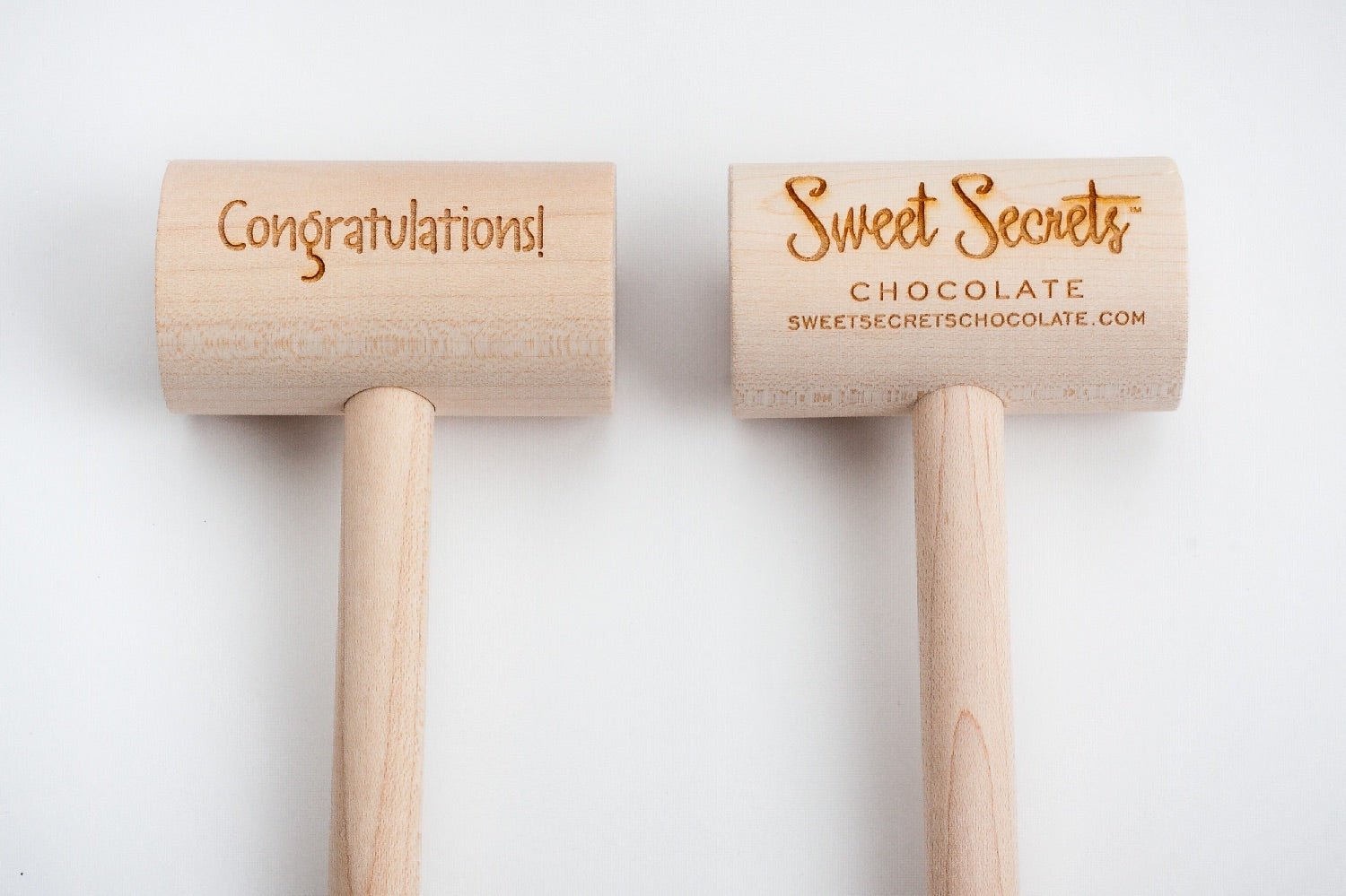 Congratulations Smash Mallet-Sweet Secrets Chocolate
