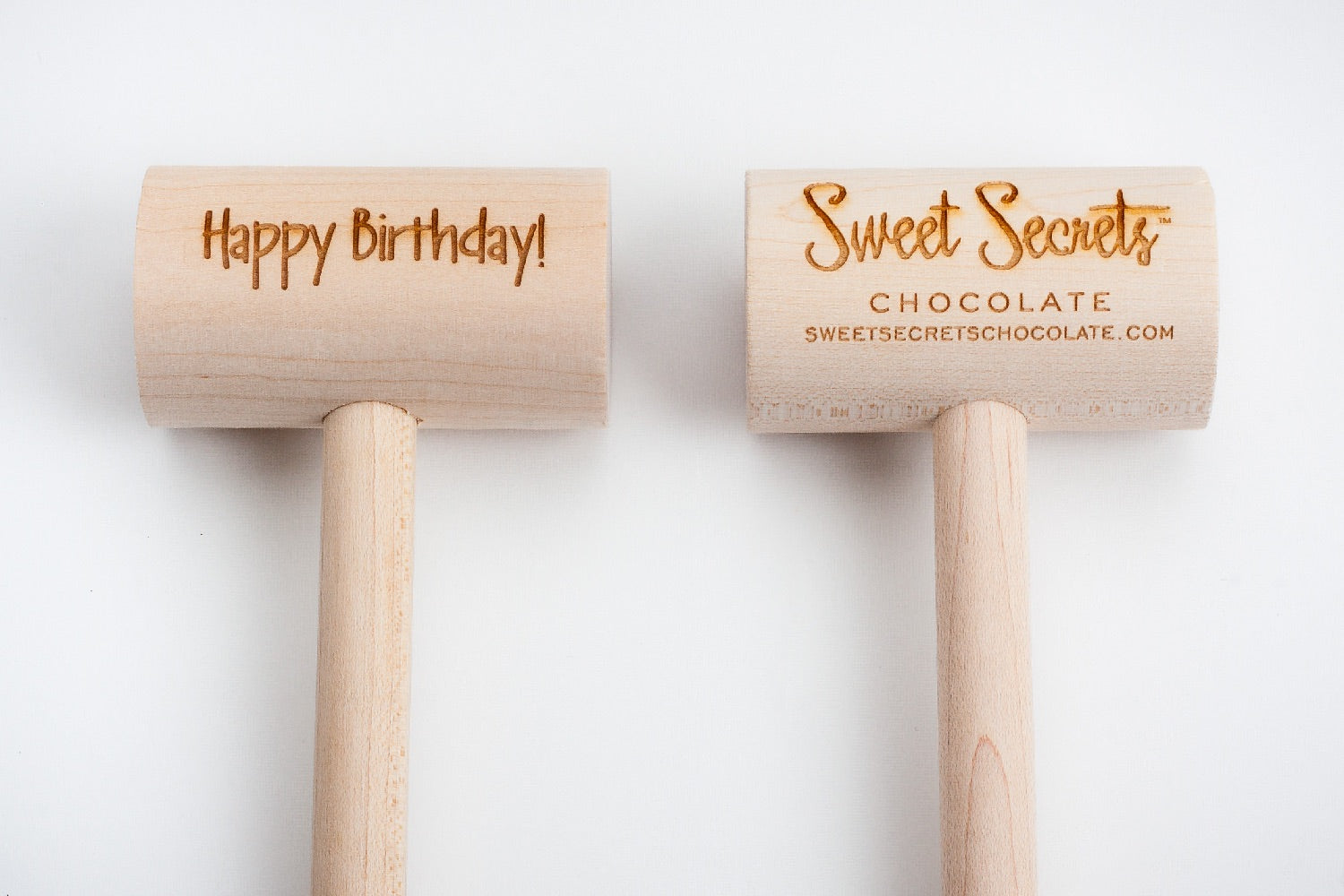 Happy Birthday Smash Mallet-Sweet Secrets Chocolate