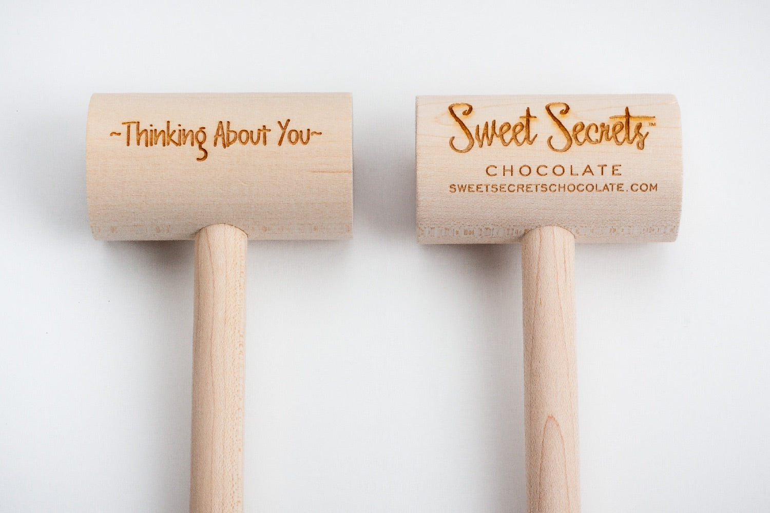 Thinking About You Smash Mallet-Sweet Secrets Chocolate