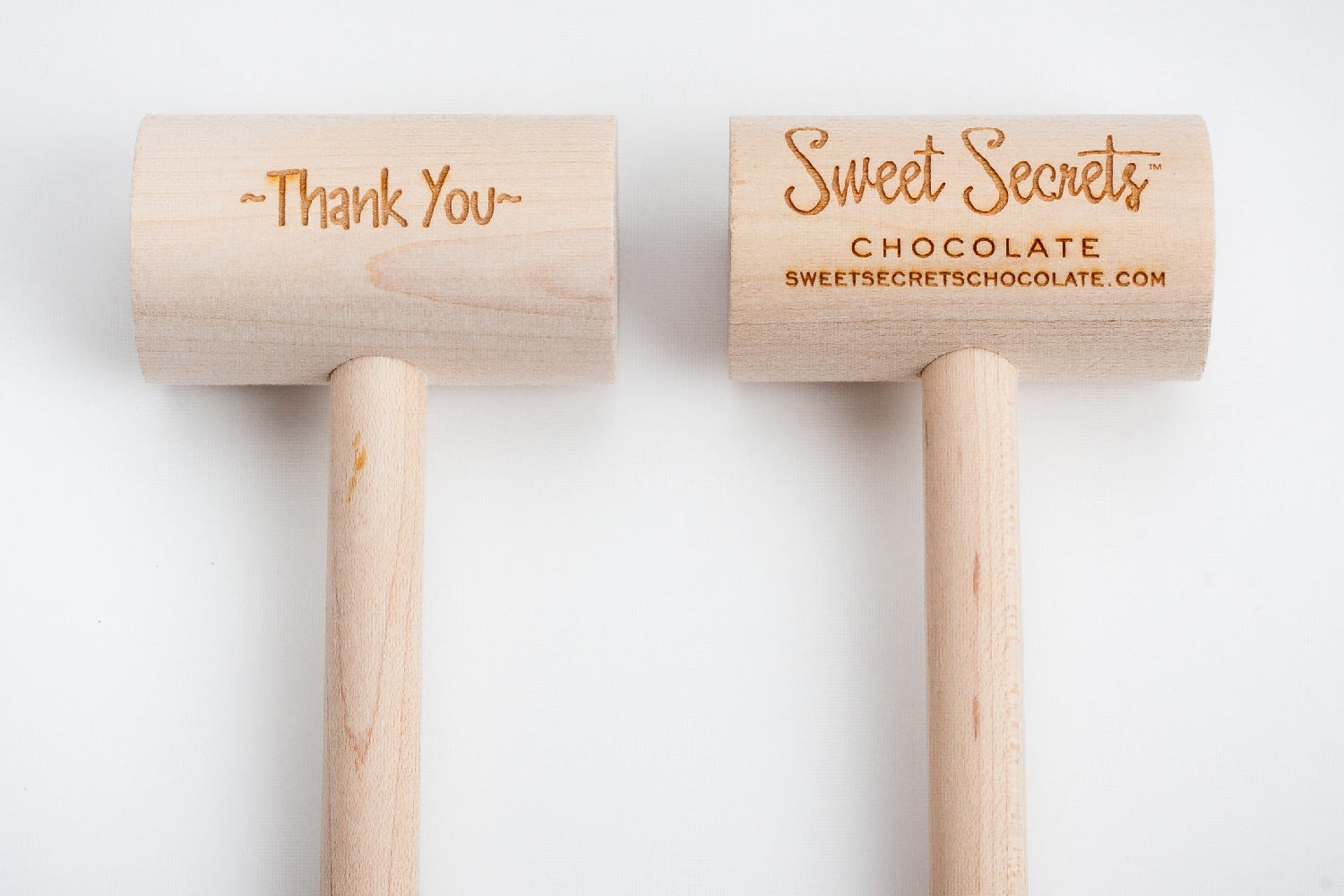 Thank You Smash Mallet-Sweet Secrets Chocolate