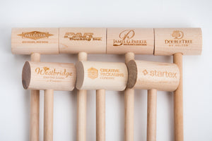 Customized Mallet-Sweet Secrets Chocolate