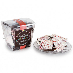Peppermint Bark to Go-Sweet Secrets Chocolate