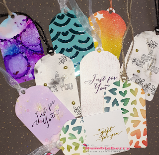 What Do You, With all those Backgrounds and Scraps....................... We All Need Tags For Birthdays, Thank you 's and Little Gifts.