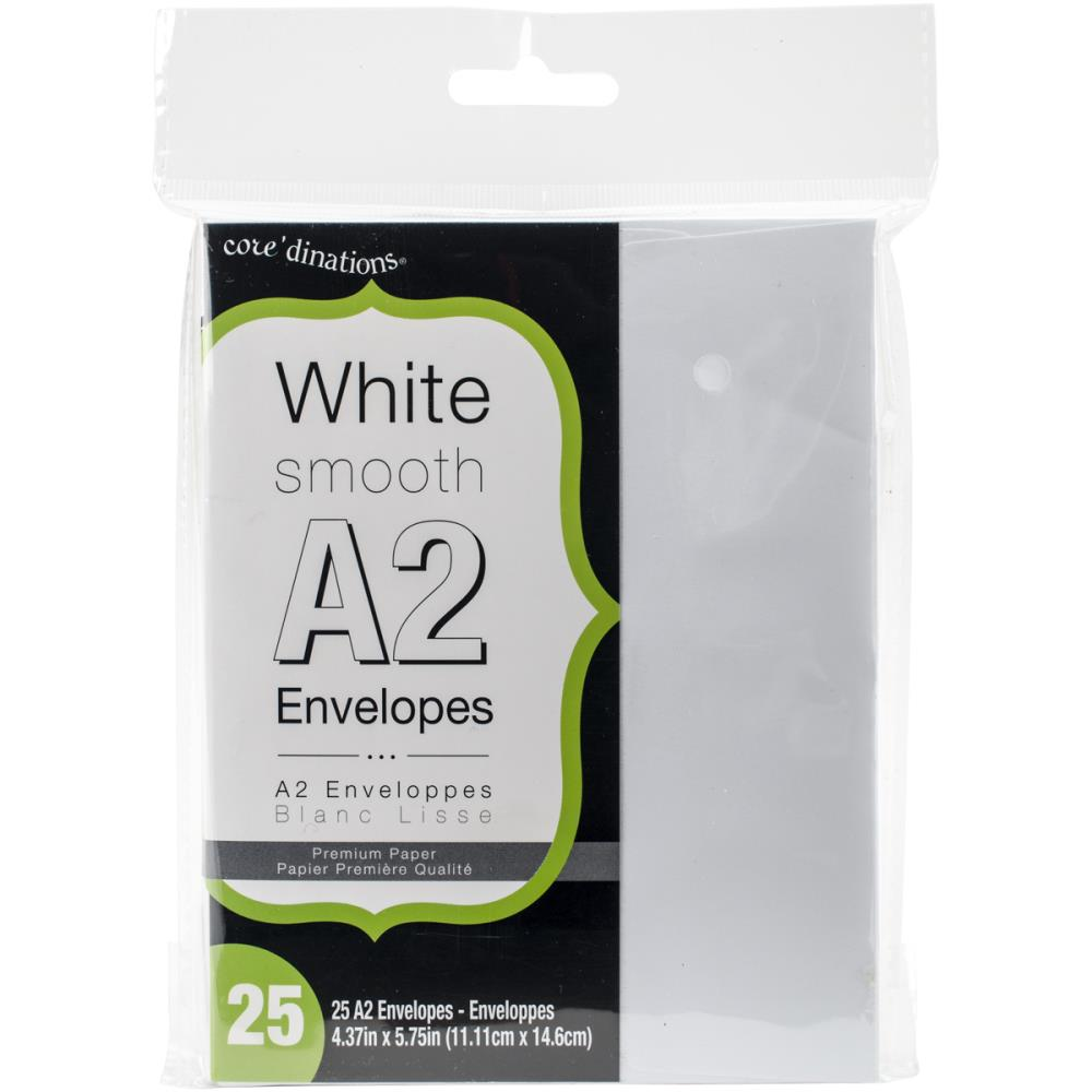 Darice Heavyweight A2 Envelopes 25pk