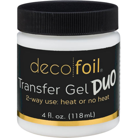 Deco Foil Duo Transfer Gel