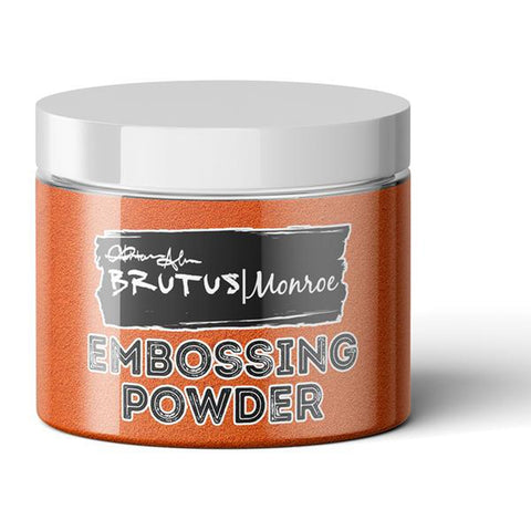 Embossing Powder - Traffic Cone