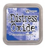 Distress Oxide-Blueprint Sketch
