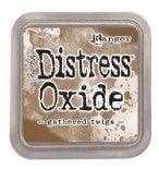 Distress Oxide-Gathered Twigs