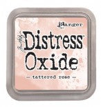 Distress Oxide-Tattered Rose