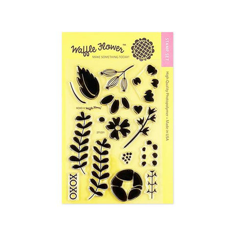 XOXO Stamp Set