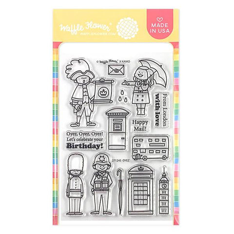 Oyez Stamp Set
