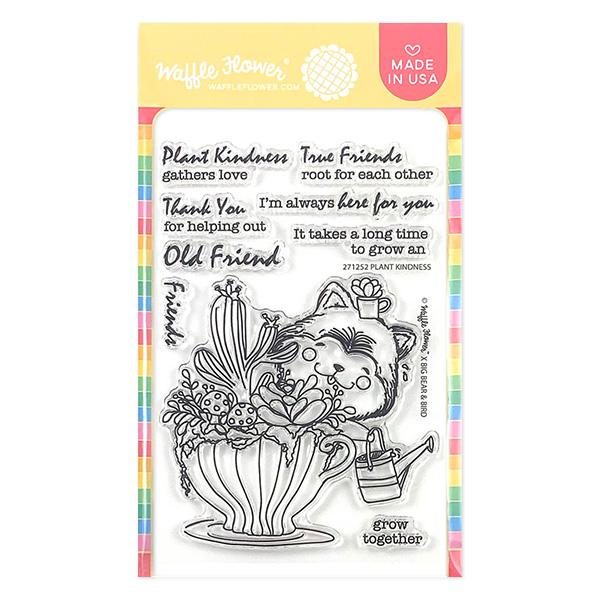 Plant Kindness Stamp Set