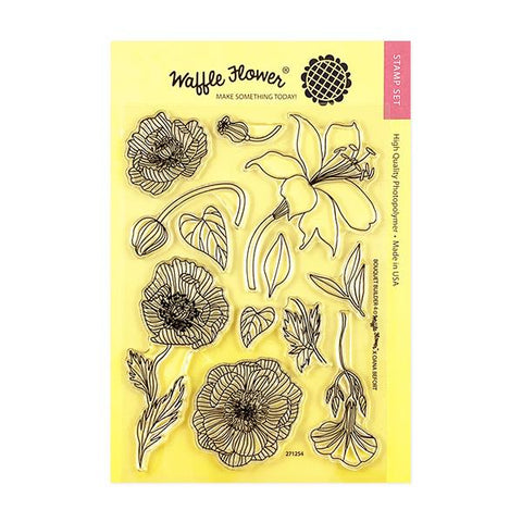 Bouquet Builder 4 Stamp Set