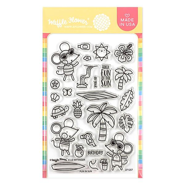 Fun in Sun Stamp Set