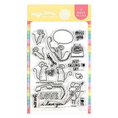 Secret Admirer Stamp Set