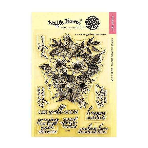 Blossoms Stamp Set