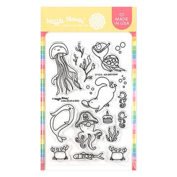 Sea Birthday Stamp Set