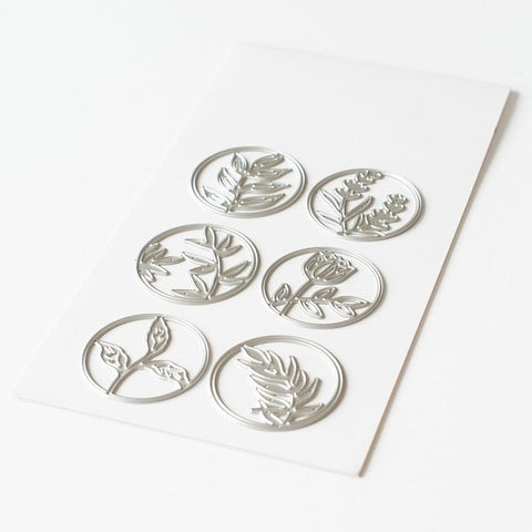 Floral Circles Die Set