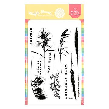 Herb Silhouettes Stamp Set