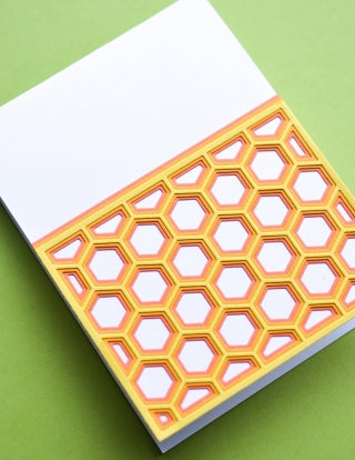 Honeycomb Bevel Plate Layer Set