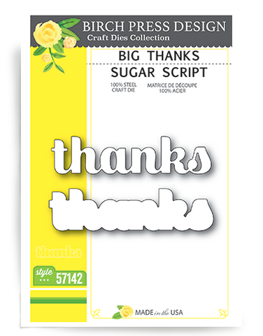 Big Thanks Sugar Script