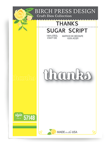 Thanks Sugar Script