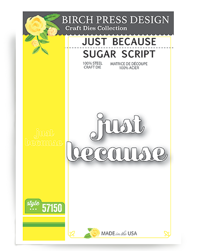 Just Because Sugar Script