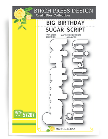 Big Birthday Sugar Script
