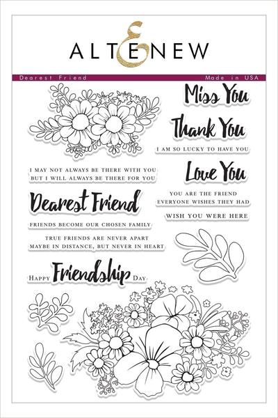 Dearest Friend Stamp Set