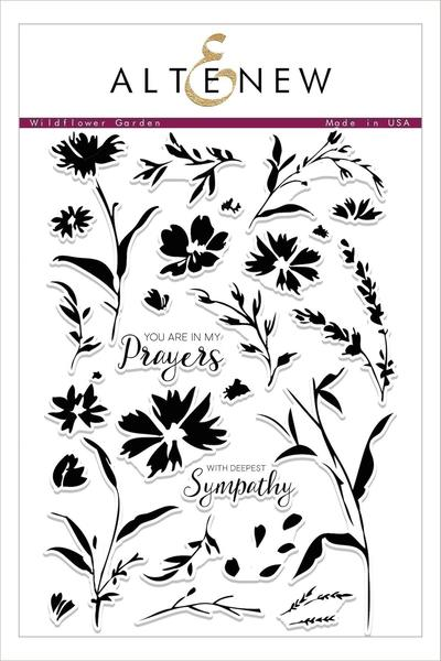 Wildflower Garden Stamp Set