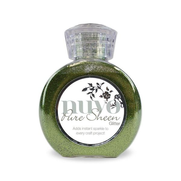 Nuvo Glitter Collection Green