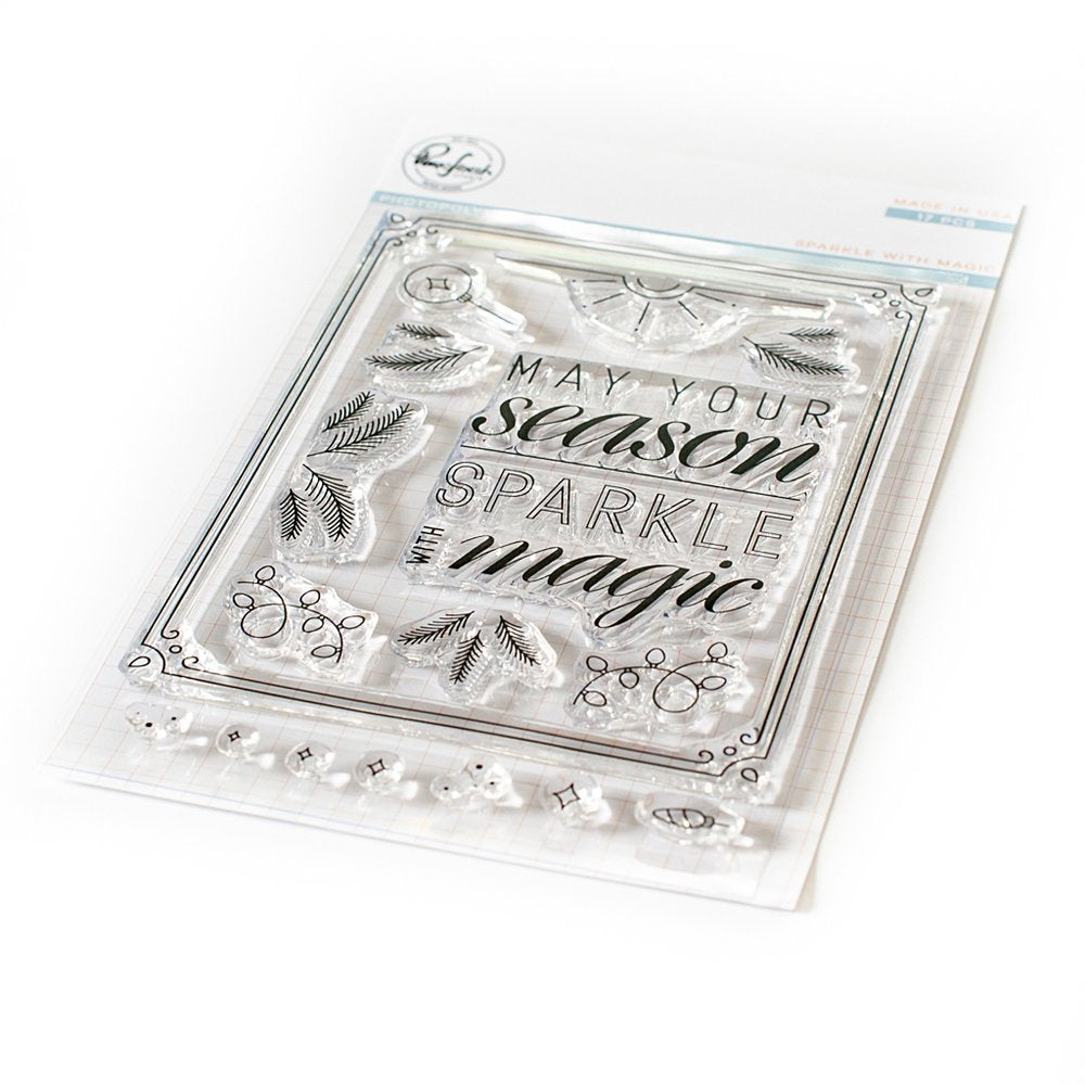 Sparkle With Magic Stamp Set
