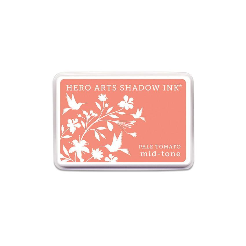 Pale Tomato Mid-tone Shadow Ink