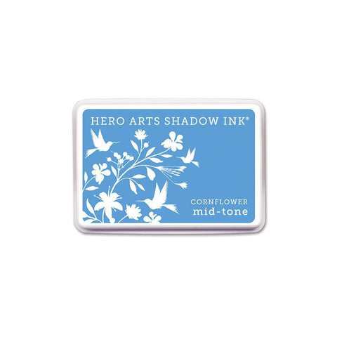 Cornflower Mid-tone Shadow Ink