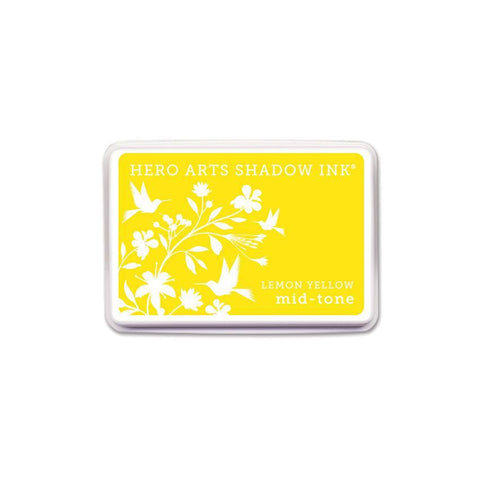 Lemon Yellow Mid-tone Shadow Ink