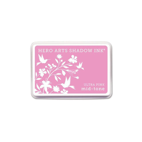 Ultra Pink Mid-tone Shadow Ink