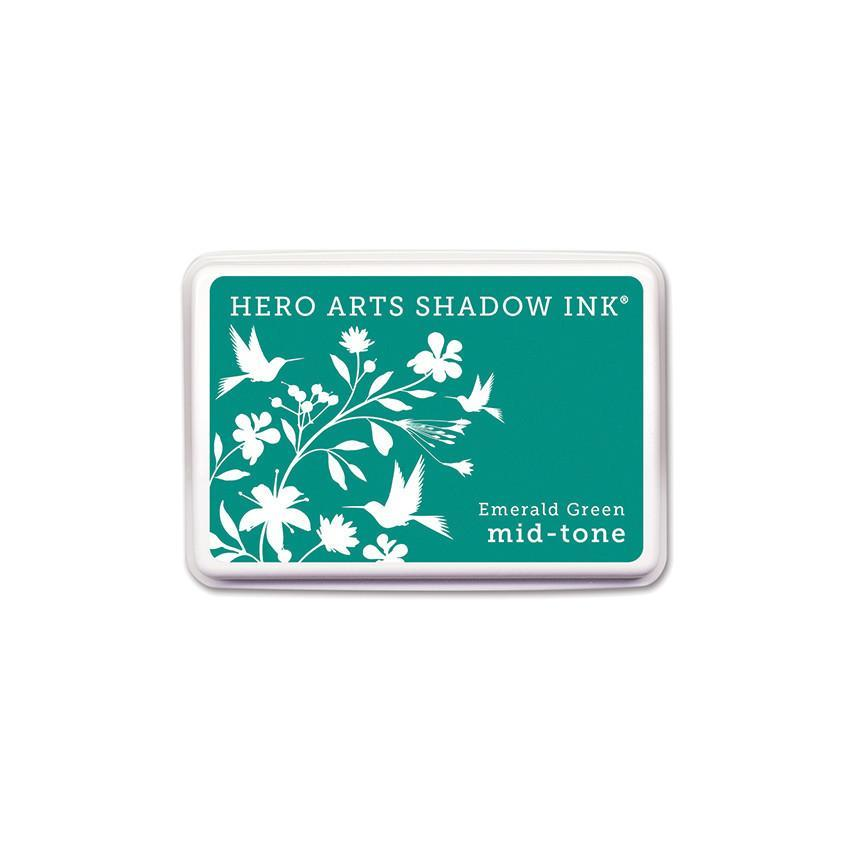 Emerald Green Mid-tone Shadow Ink