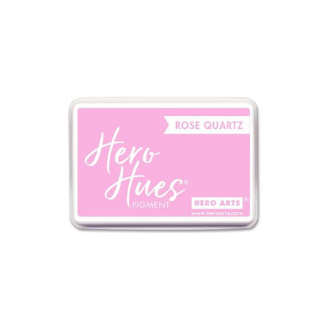 Hero Hues Rose Quartz Pigment Ink Pad