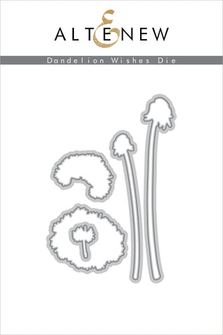 Dandelion Wishes Die Set