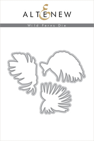 Wild Ferns Die Set