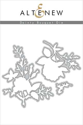 Dainty Bouquet Die Set