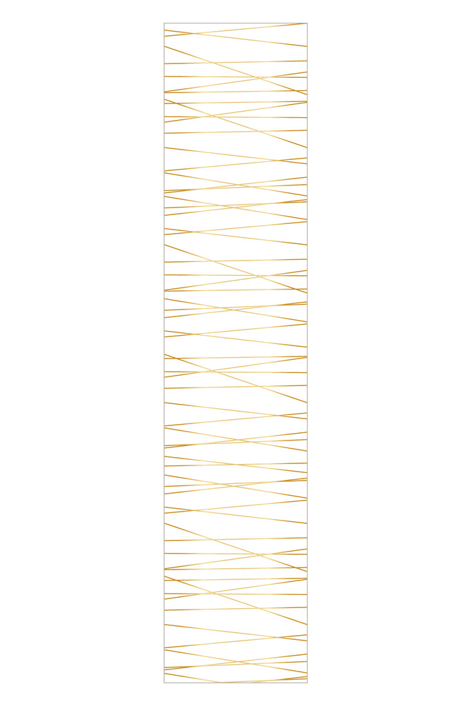 Gold String Washi Tape