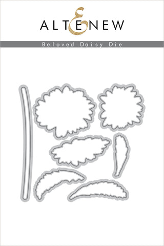 Beloved Daisy Die Set