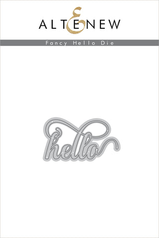 Fancy Hello Die