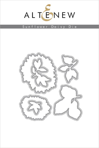 Sunflower Daisy Die Set