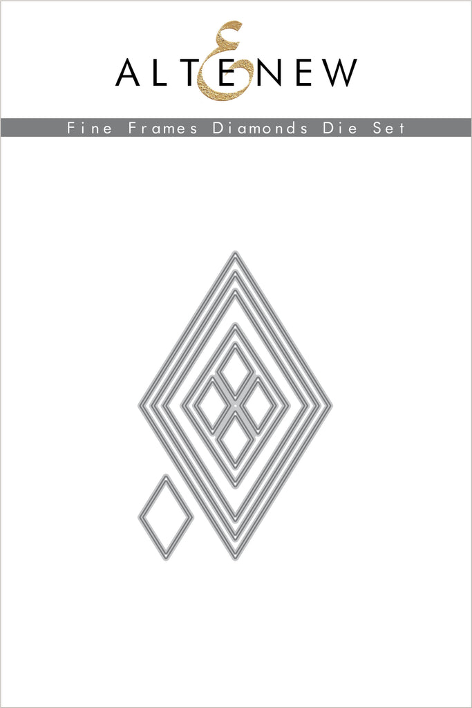 Fine Frames Diamonds Die Set