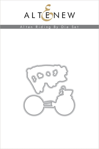 Alten Riding By Die Set
