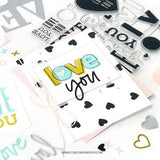 All the Love Stamp Set