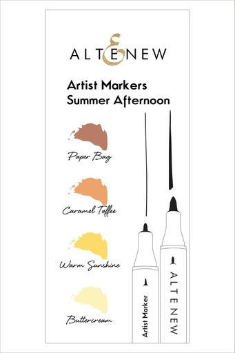 Artist Markers Summer Afternoon Set
