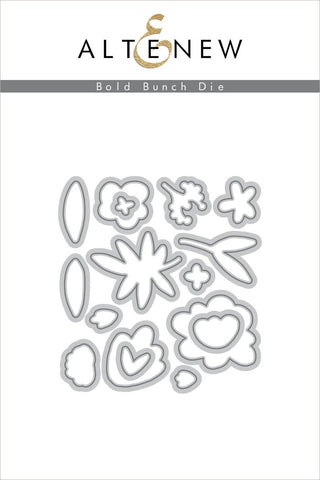 Bold Bunch Die Set